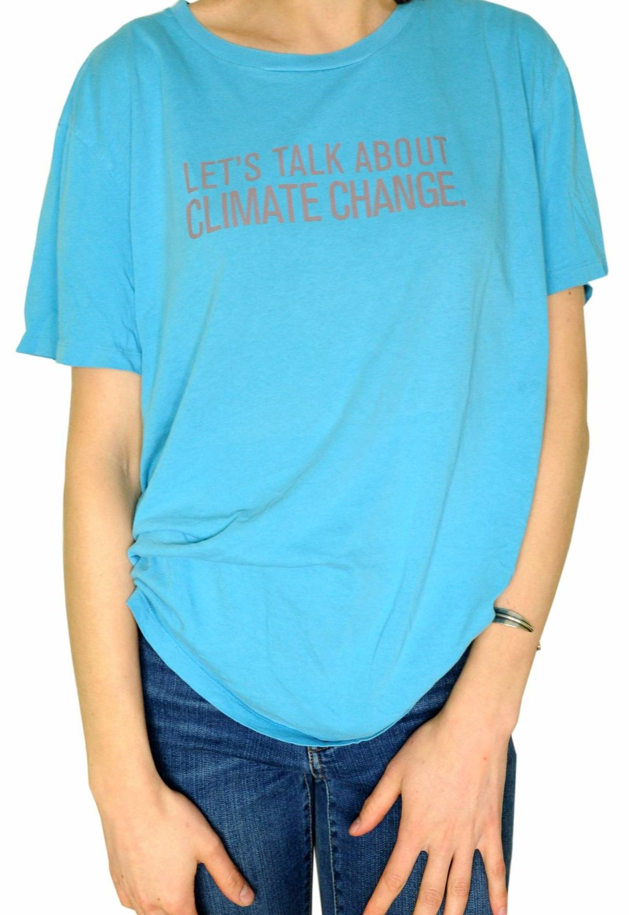 Let's Talk About Climate Change: Pearl Mauve Remix (Limited Edition: 50)