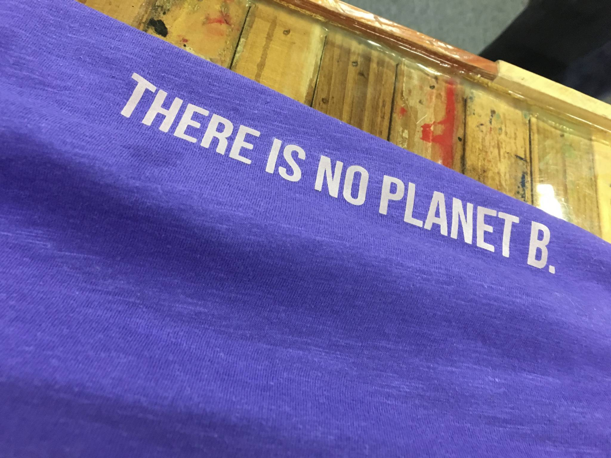 There Is No Planet B: Pearl Mauve Remix (Limited Edition: 50)